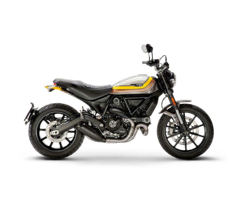 Ducati Scrambler Mach 2.0 R15000 voucher