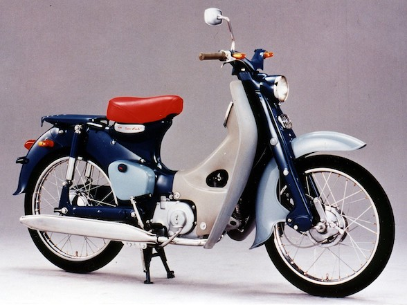 Great bikes: Honda Super Cub – most successful vehicle ever