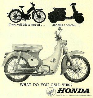 HONDA-C100-Super-Cub advert