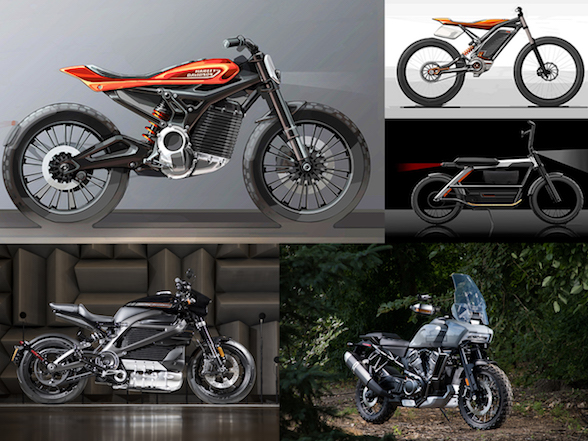 Harley-Davidson announces shocking new models