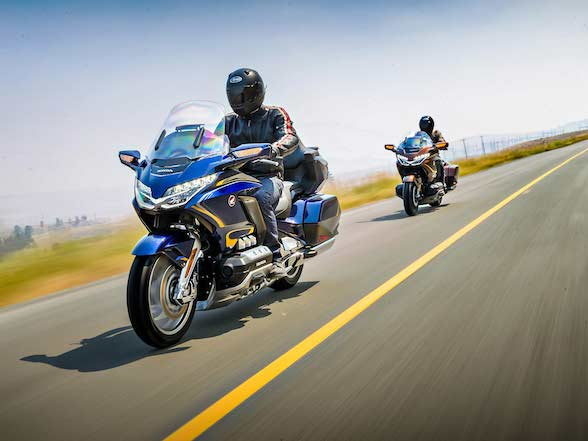 "2018 Honda Gold Wing: ""Epitomises grand-touring biking"""