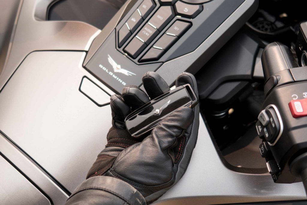 Honda Gold Wing 2018 key fob