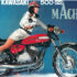 Kawasaki Mach 3 widowmaker advert fearture