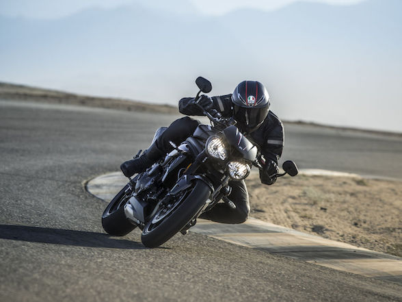 "Triumph Speed Triple RS: ""Hooligan tool for the grown-up delinquent"""