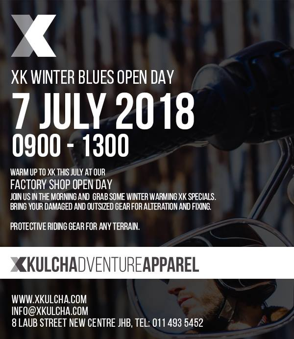 XKulcha Factory Shop Open Day leaflet