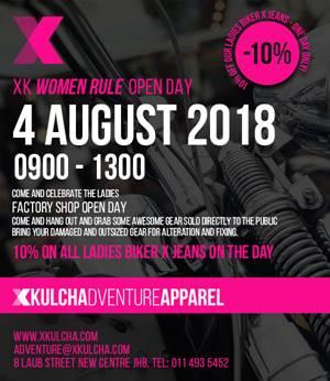 XKulcha Women's Day flyer