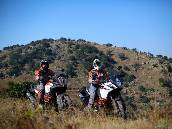 Entries for the KTM Adventure Rally close tomorrow, 2 August