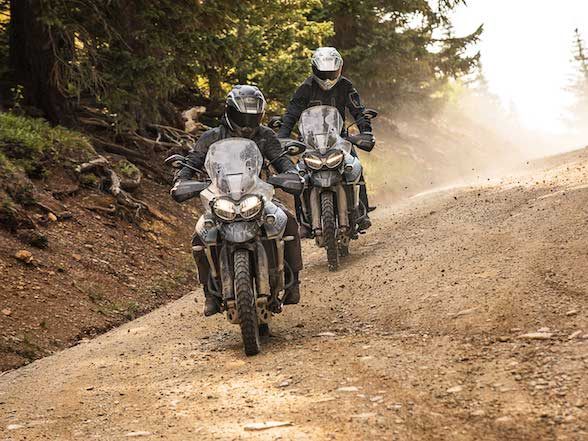 Promotion: Triumph offers R10,000 voucher with every Tiger 800 XC