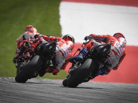 Austrian MotoGP: The hammer, the butter and Marc being Marc