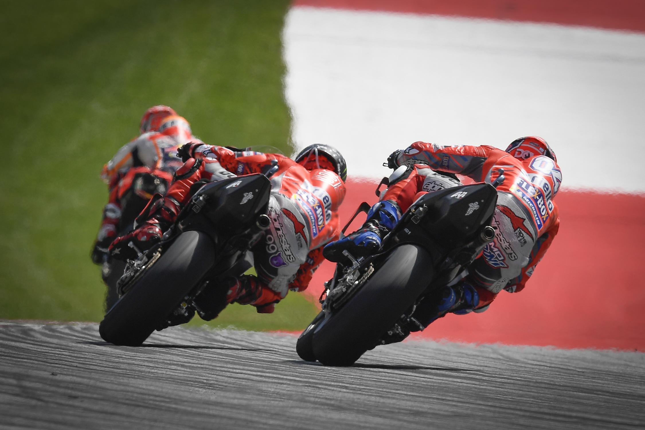 Austrian MotoGP Round-Up- The hammer, the butter and Marc Dovi Lorenzo chase