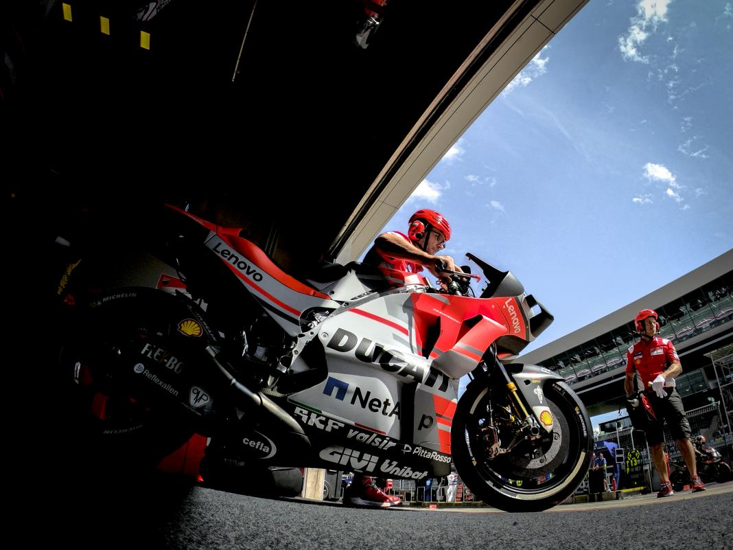 Austrian MotoGP Round-Up- The hammer, the butter and Marc Ducati wings