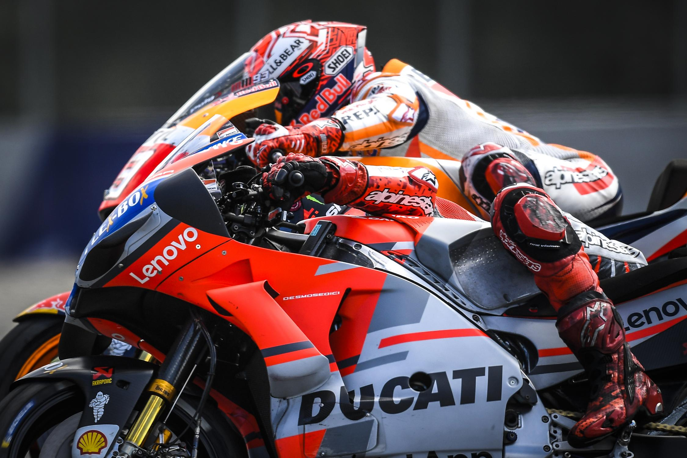 Austrian MotoGP Round-Up- The hammer, the butter and Marc Lorenzo illusion