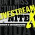 Bikers Warehouse NiteX Live Streaming Feature