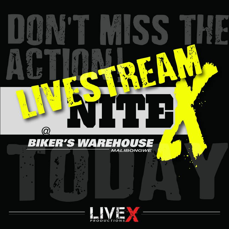 Bikers Warehouse NiteX Live Streaming
