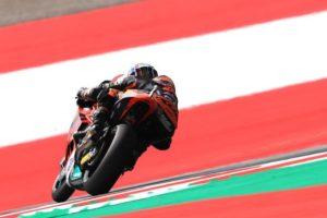 "Brad Binder on Austria: ""I felt I could fight for the podium"""