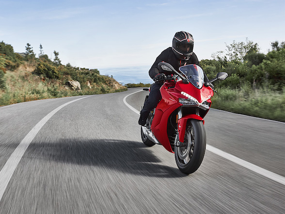 Ducati announce even better Supersport demo deals