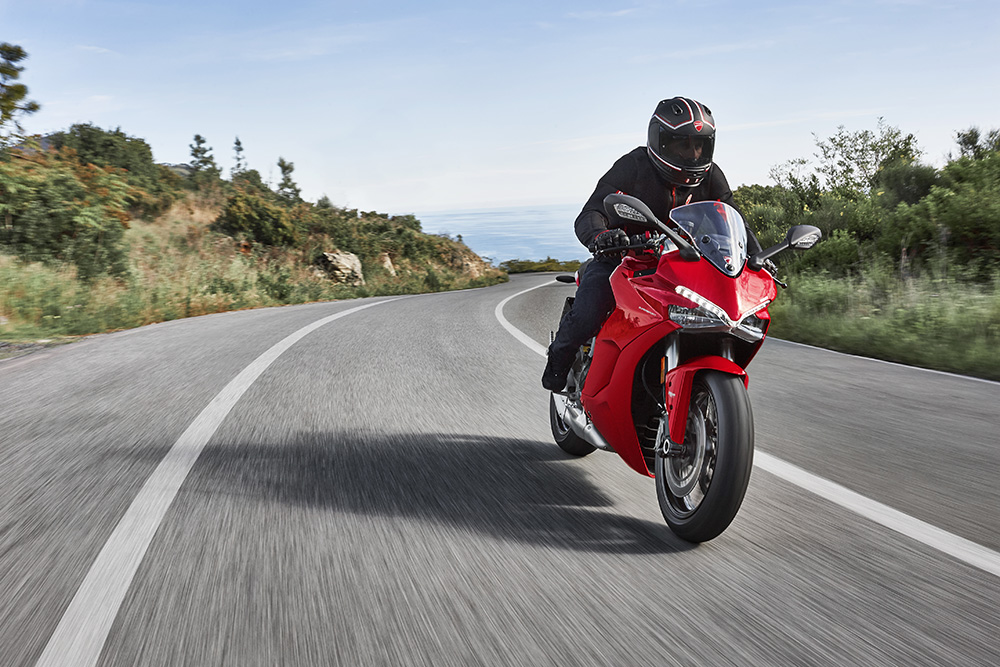 Ducati Supersport demo sale
