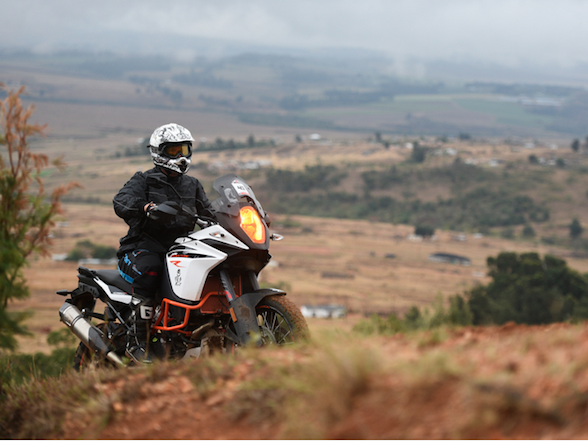 The sell out KTM Adventure Rally in Swaziland