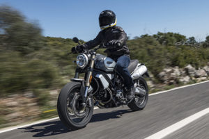 "Ducati Scrambles: ""Making you feel good is what the Scrambler 1100 excels at"""