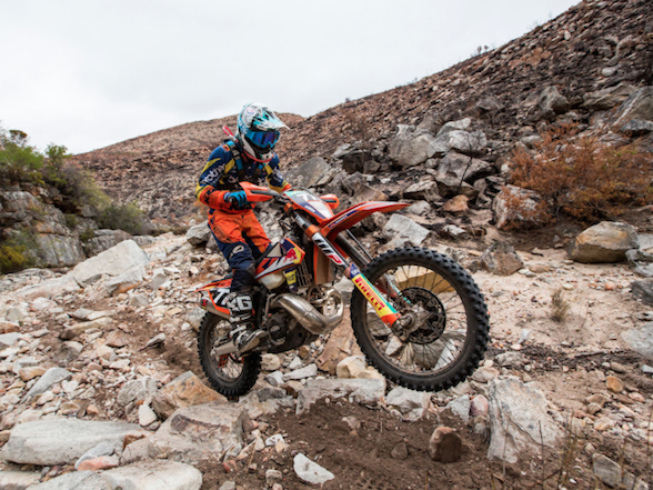 The South Coast welcomes SA's top enduro racers