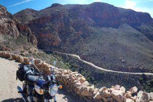 The Bonneville Escape – from near death to a Triumph adventure
