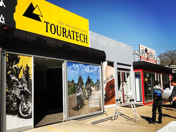 New Touratech SA opens its doors this Saturday – 1 Sept 2018