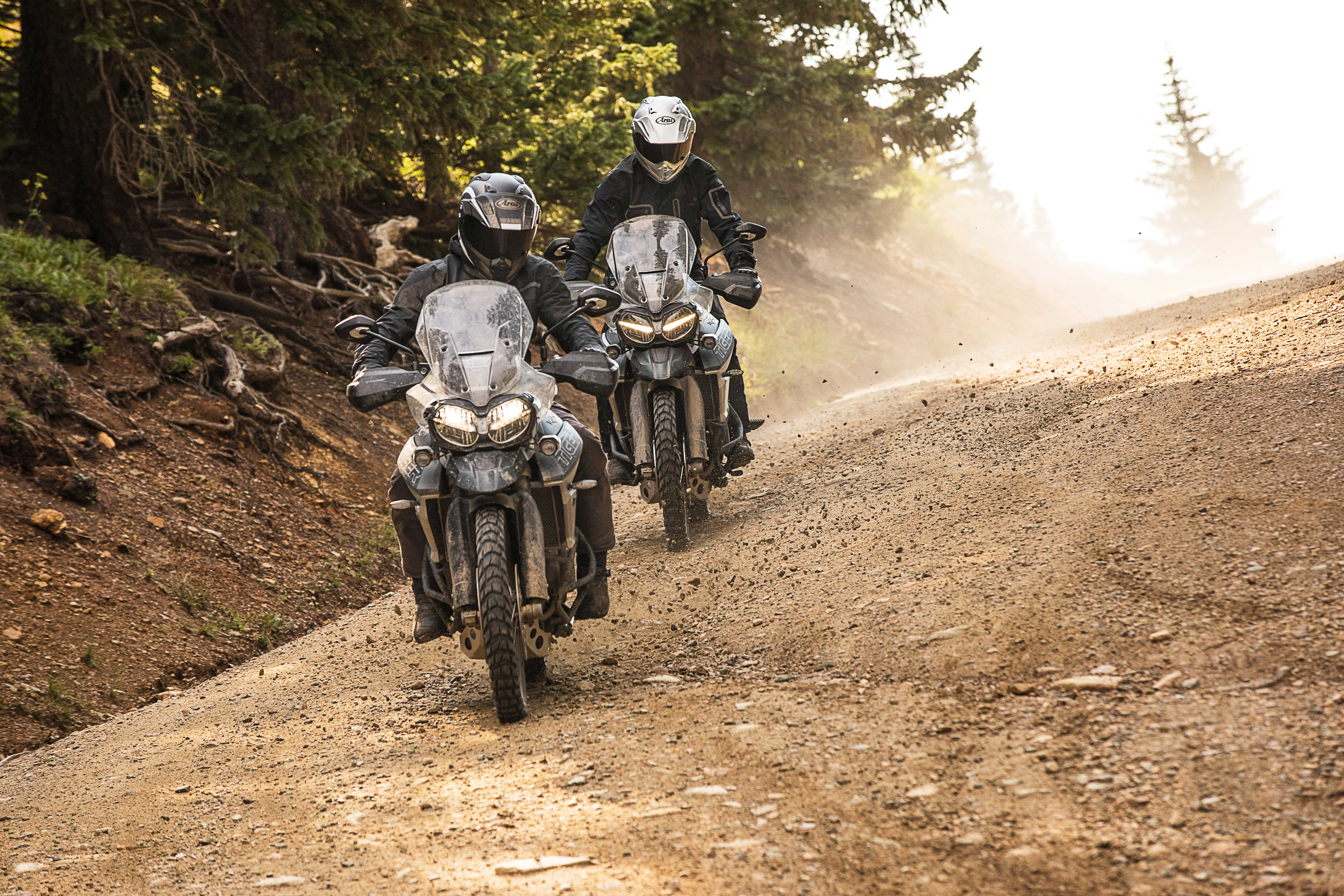 Promotion Triumph Offers R10000 Voucher With Every Tiger 800 Xc