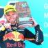 Brad Binder Aragon Moto2 Win podium feature