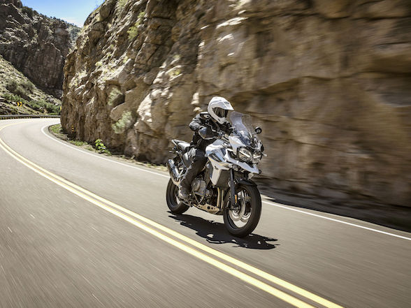 "Triumph Tiger 1200: ""is a genuine contender for best all-round adventure bike"""