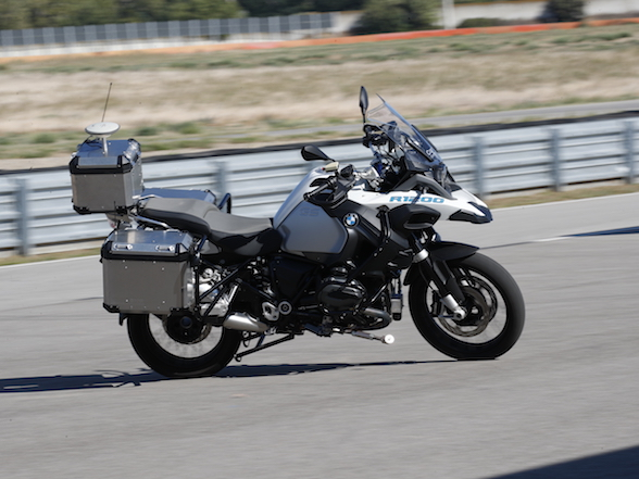 What does BMW's self riding motorcycle mean to us?