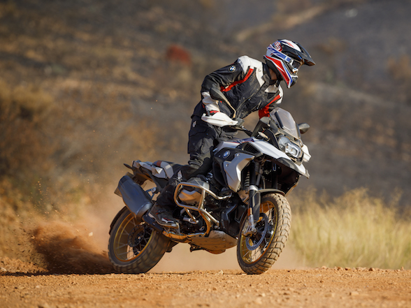 Scoop Review: BMW R 1250 GS in Portugal