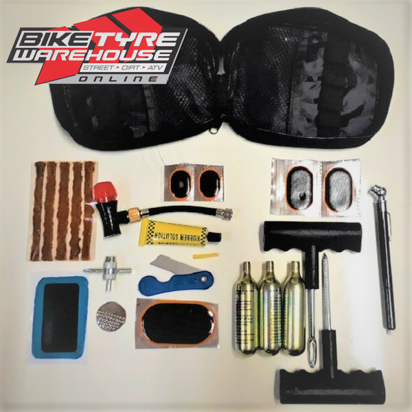 Tyre Repair Kit Bike Tyre Warehouse