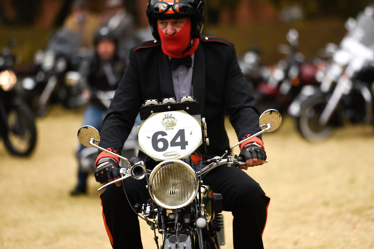 2018 Distinguished Gentleman s Ride 02843