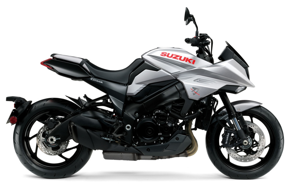 2020 Suzuki Katana 5