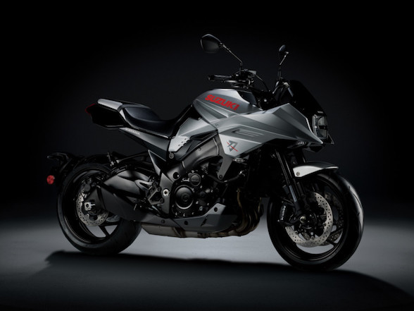 The Katana is back: Suzuki unveil the 2020 Katana 1000