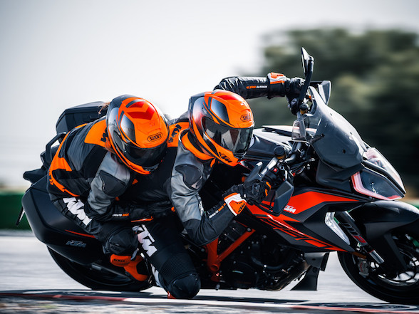 Bonkers KTM unveil a new Super Duke GT that we will probably never see