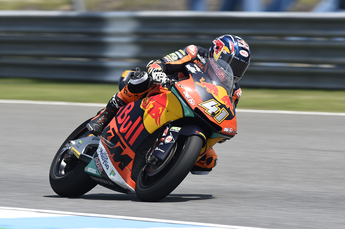 Brad Binder KTM Thailand Moto2 Feature