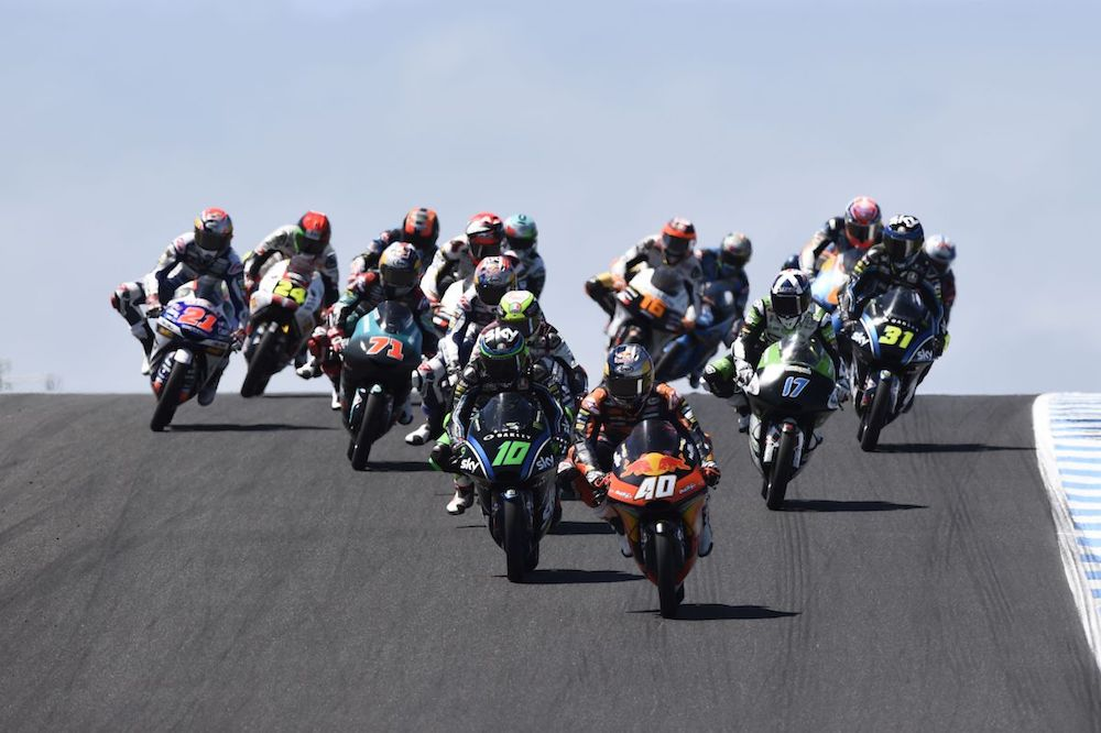 Darryn Binder Australia Phillip Island Moto3 KTM Group