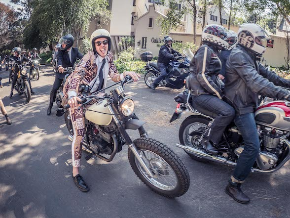More DGR Images: Meghan McCabe gallery of the 2018 Distinguished Gentlemen's Ride