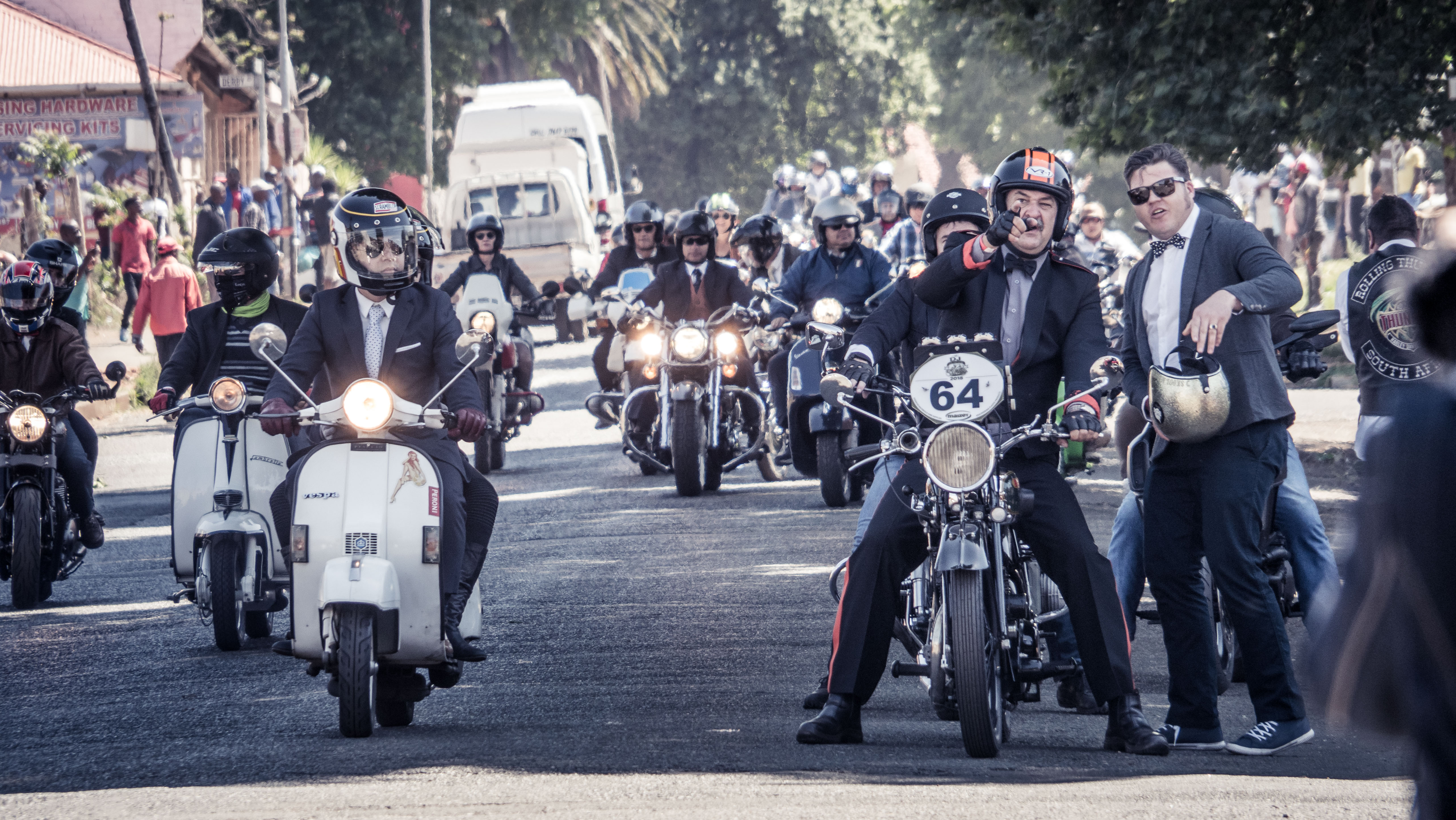 DGR Distinguished Gentlemen's Ride 2018 Meghan McCabe Gallery