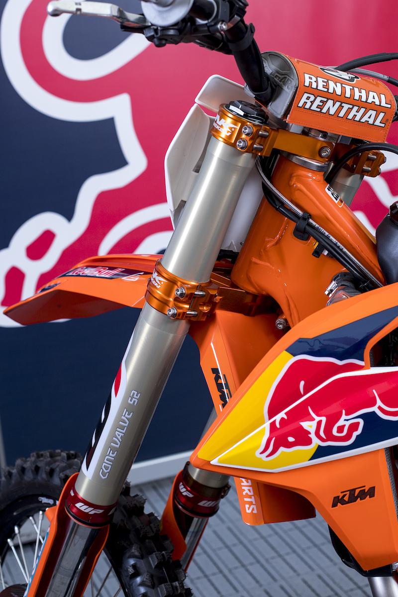 KTM MX GP Factory Race Bike 250993_ANTONIO TONY CAIROLI