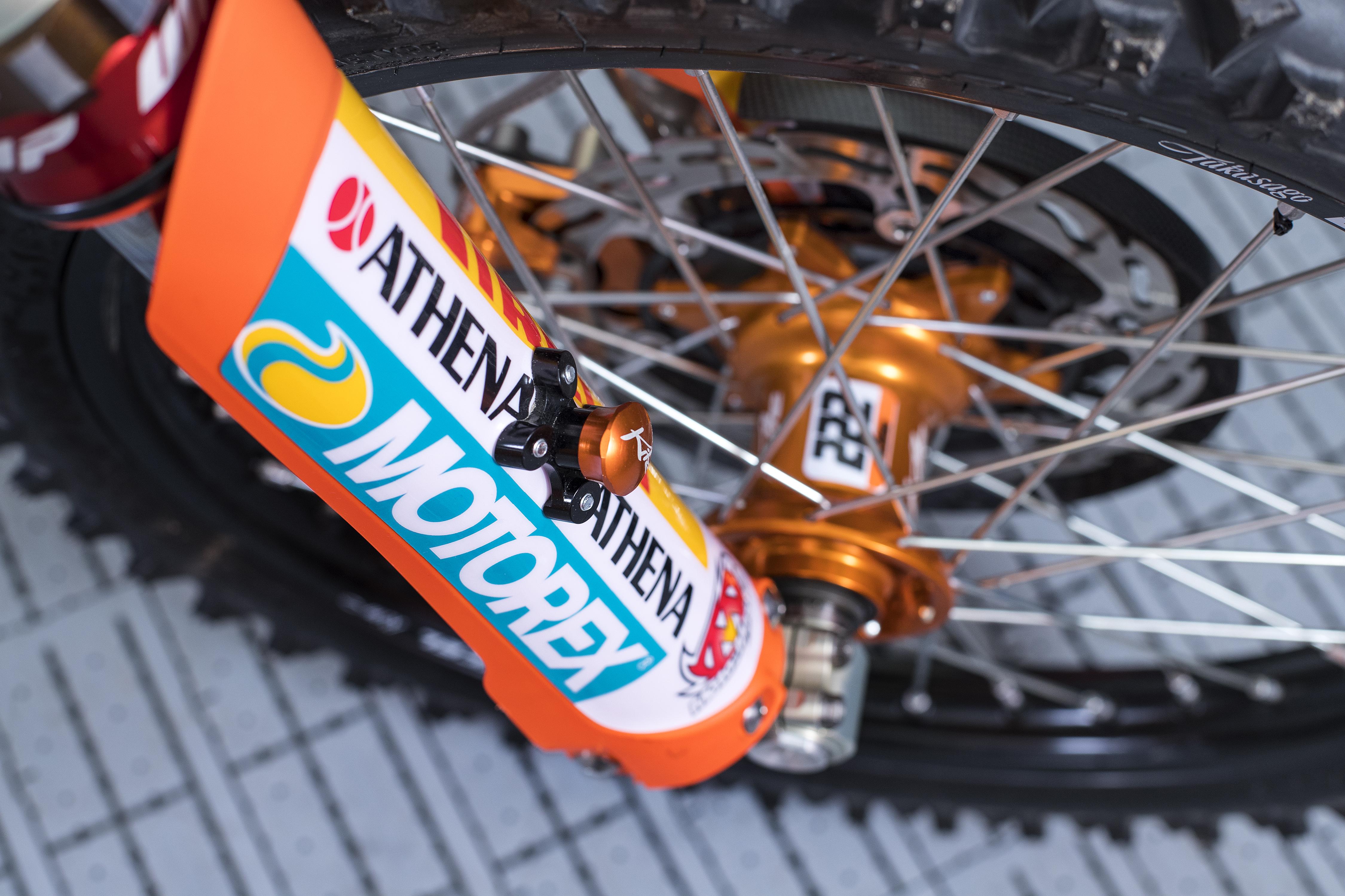 KTM MX GP Factory Race Bike 251011_ANTONIO TONY CAIROLI