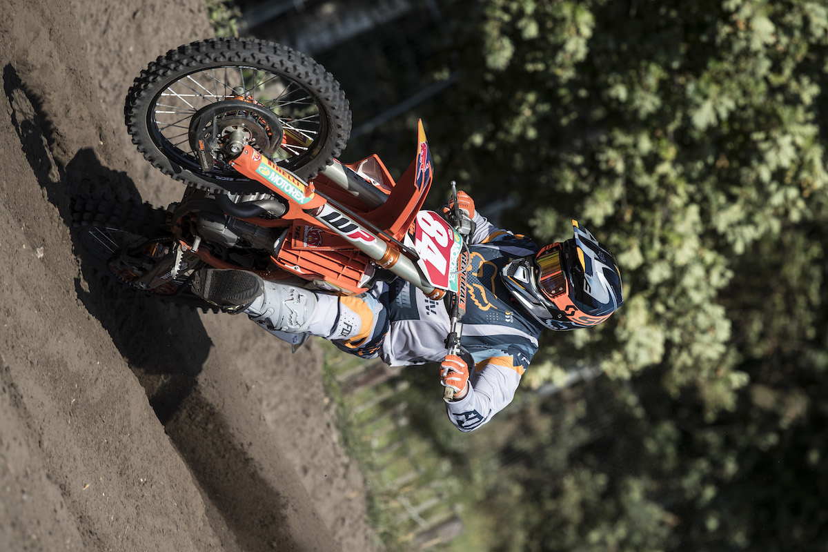 KTM MX GP Factory Race Bike Jeffrey Herlings MX1 249040