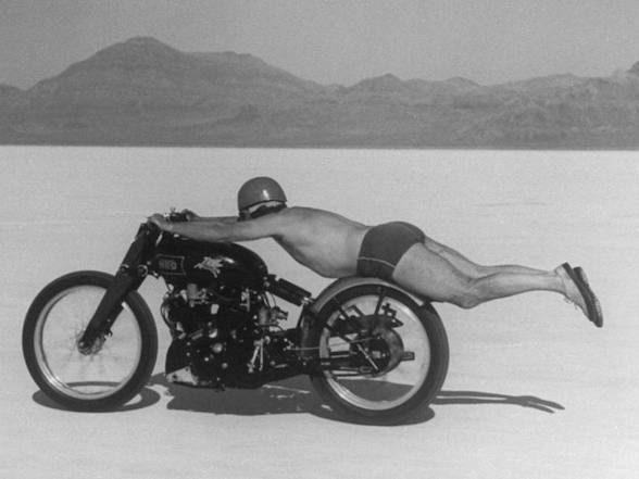 Harry Fisher: The race for speed, the Motorcycle Land Speed Record