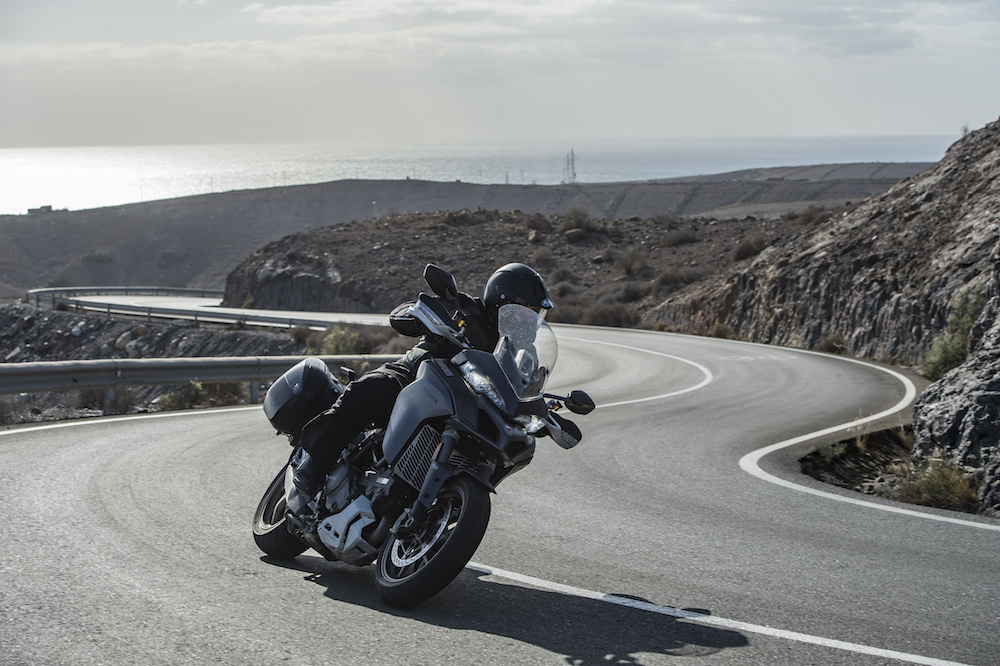 Pirelli Bike of the year 2018 finalist Ducati Multistrada Gran Canaria 2