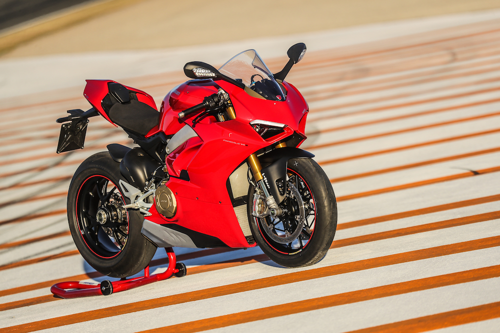 Pirelli Bike of the year 2018 finalist Ducati Panigale V4