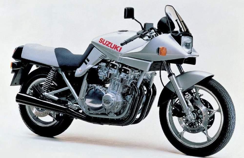 Suzuki Katana 1980 original