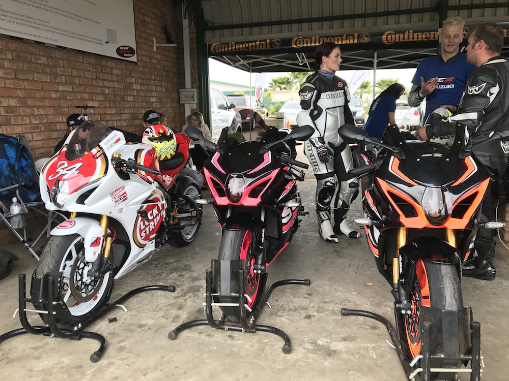 Suzuki Track Day 2018 Red Star_6894