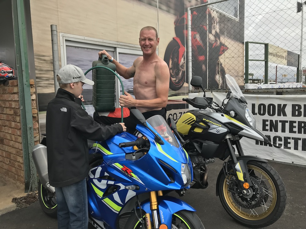 Suzuki Track Day 2018 Red Star_6902