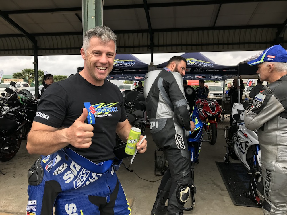 Suzuki Track Day 2018 Red Star_6904